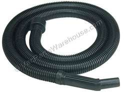 "Shop-Vac Hose, 1 1/4"" Crushproof 7' W/Bleeder Black #Sv-90501"