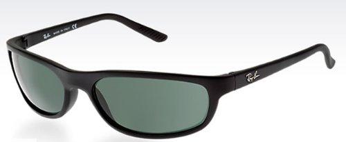dca008a19cf Ray Ban Sunglasses RB 4115 601S71 Matte Black Green