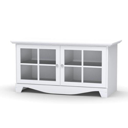 "Nexera Pinnacle 49"" TV Console - White"