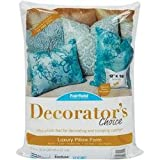 "Fairfield DCP1216 Decorator's Choice Luxury Pillow Form, 12"" x 16"", White"
