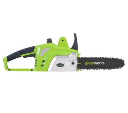 Greenworks 20602 20-Volt Lithium Ion 10-Inch Cordless Electric Chain Saw (No Battery or Charger)