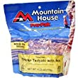 Mountain House Pro-Pak Freeze-Dried Food (Chicken Teriyaki w/Rice) - Serves 1