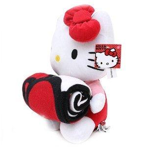 Hello Kitty Pillow And Throw Blanket Set : Hello Kitty Pillows - TKTB