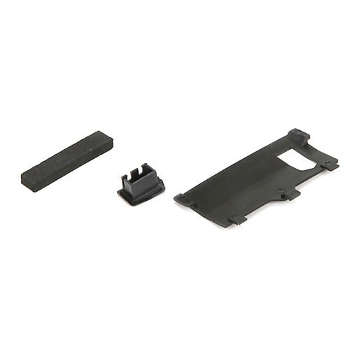 Battery Door Set Micro SCTE, Rally-X
