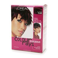 L'Oreal Paris Colour Rays Highlights, Fuschia Flash