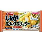 【12パック】 冷凍食品 弁当 いかスナックフリッター 12個 ニッスイ