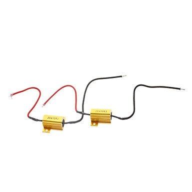 25W Decoding Resistor for Car LED Lamp (12V)