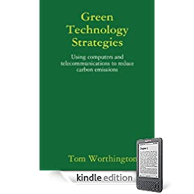 Green Technology Strategies Book on Amazon Kindle