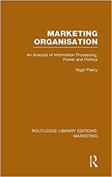 Routledge Library Editions: Marketing (27 Vols): Marketing Organisation (RLE Marketing)