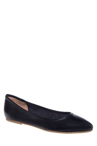 Bindi Pointed Toe Flat Shoe
