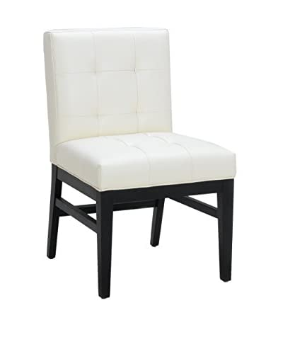 Sunpan Bungalow Dining Chair, Ivory