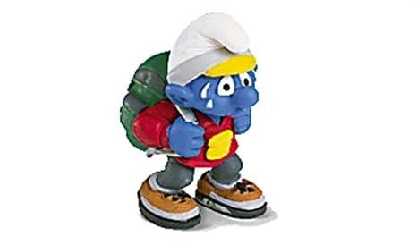 schleich-20473-Figurine schtroumpf randonneur