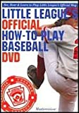 echange, troc Little Leagues Official How to Play Baseball [Import USA Zone 1]
