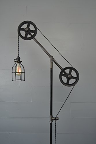 Industrial Floor Lamp 0