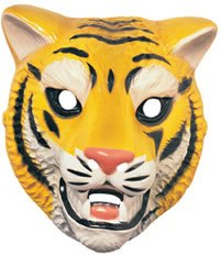 Rubie's Costume Co Animal Mask-Tiger Costume