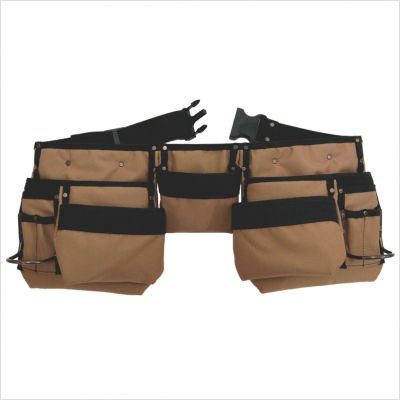 Style n Craft 76-425 11 Pocket Tool Belt in Polyester