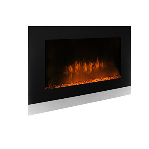 Corliving Fpe-206-F Wall Mounted Electric Fireplace
