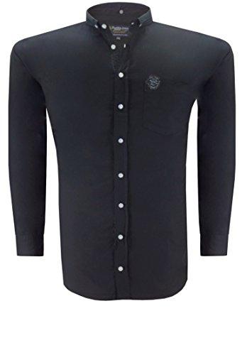 Replika -  Camicia Casual  - Uomo nero 86