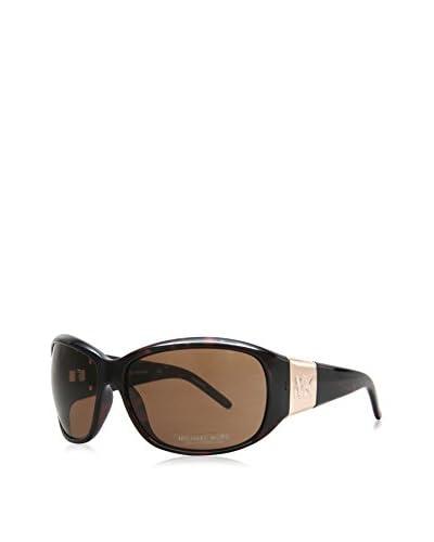 Michael Kors Gafas de Sol M2680S Cuba 206 (65 mm) Marrón Oscuro