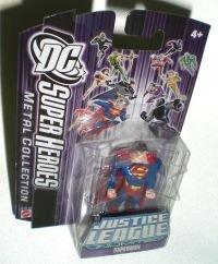 Justice League Unlimited Mini Metal Figure Superman - 1