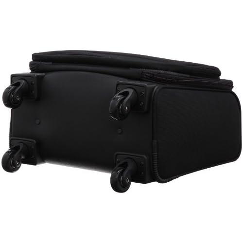[バーマス] BERMAS FUNCTION GEAR 横型4輪キャリー 6012610 BK (ブラック)
