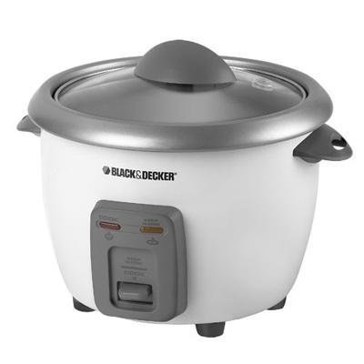 Applica Black Andamp Decker Rice Cookers - Rc3406
