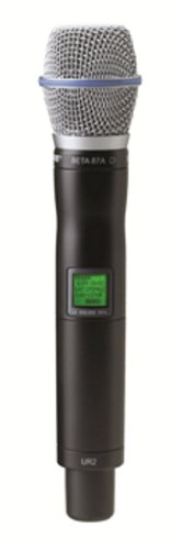 Shure Ur2/Beta87A With Beta 87A Supercardioid Microphone, J5