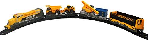 ODS 37757 Caterpillar Playset Treno Piccolo