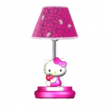 Spectra Hello Kitty Table Lamp KT3095AM