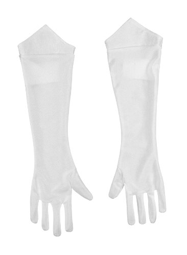 Disguise Nintendo Super Mario Brothers Princess Peach Child Gloves, One Size Child