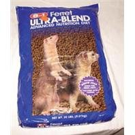 FERRET ULTRA-BLEND DIET, Size: 20 POUNDS (Catalog Category: Small Animal:FOOD)