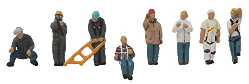 Walthers SceneMaster Quarry Terminal Worker 8 Train