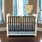 Caden Lane Modern Vintage Collection Hayden Crib Bedding Set