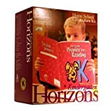 Kindergarten Horizons: Home School Curriculum Kit : Language Arts (Lifepac)
