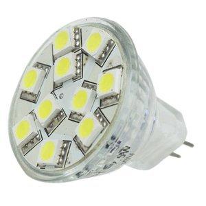 Lunasea Mr11 10 Led Light Bulb - Cool White