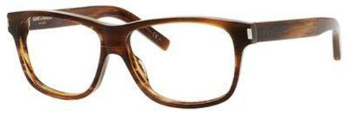 Yves Saint Laurent Yves Saint Laurent Classic 5 Eyeglasses-0W18 Wood-55mm