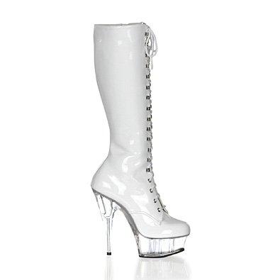 Pleaser Women's Delight-2020 Platform Boot