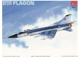 PM Models Sukhoi Su-21F Flagon