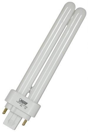 Compact Fluorescent 4 Pin Light Bulb [Set Of 10]