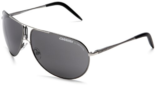 793aa9bdc167 Finding Your Carrera Gipsy Aviator Sunglasses,Palladium Frame/Grey Lens,one  size and Read Carrera Gipsy Aviator Sunglasses,Palladium Frame/Grey  Lens,one ...