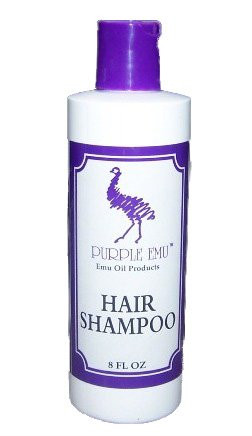 Purple Emu Emu Oil Hair Shampoo 8oz