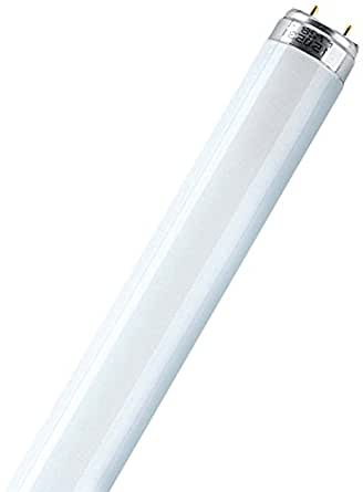 58w 865 straight t8 fluorescent tube light bulb. Black Bedroom Furniture Sets. Home Design Ideas