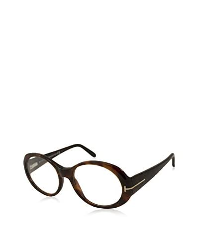 Tom Ford Women's Tf5246 Eyeglasses, Havana