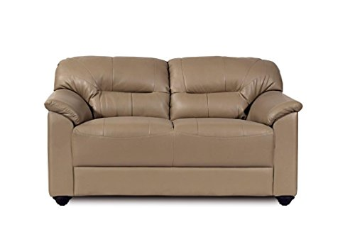 Home City Mirly Two Seater  Sofa (Beige)