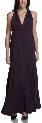 Necessary Objects Juniors' Back Twist Strap Maxi Dress