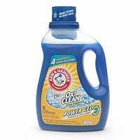 Arm & Hammer Plus the Power of OxiClean Stain Fighters, Gel Laundry Detergent, 31 Loads 55 fl oz (1.