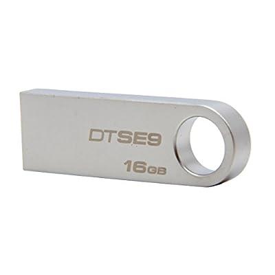 Kingston DataTraveler SE9 16GB USB 2.0 Pen Drive