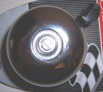 Electra Bicycle Bell (Ringer Chrome Plated)