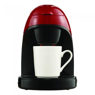 Single Cup Coffee Maker Color: Red TS-112R