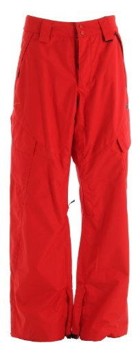 DC Men's Elko Pant (Athletic Red, Large)